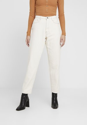 RIOT HIGH RISE - Jeans Relaxed Fit - cream