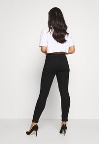 Missguided Petite - ANARCHY - Jeans Skinny - black - 2