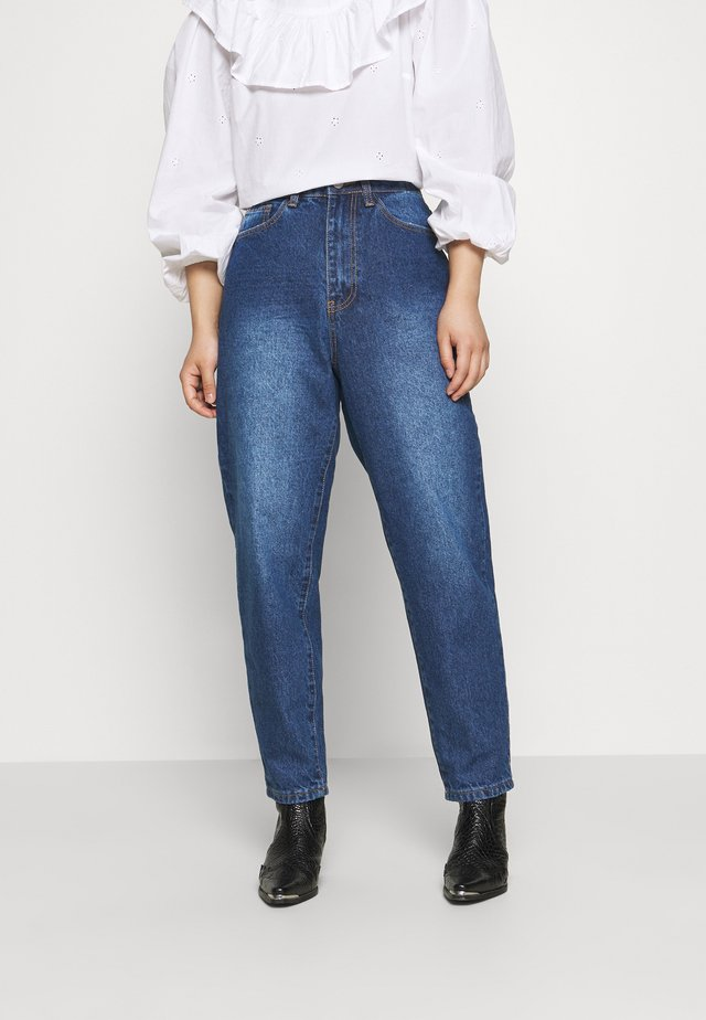 RIOT MOM - Relaxed fit jeans - blue