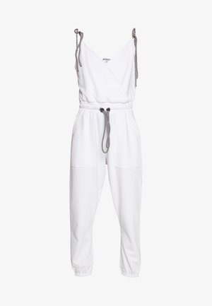 TIE STRAP - Jumpsuit - white