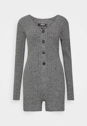 LOUNGE COSY  - Jumpsuit - grey