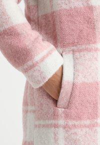 Missguided Petite - Wollmantel/klassischer Mantel - pink - 5
