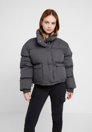 ULTIMATE PUFFER - Kurtka zimowa - dark grey