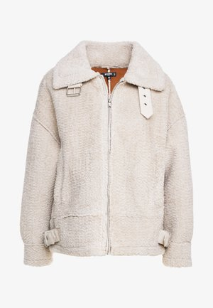 ULTIMATE AVIATOR - Chaqueta de invierno - sand
