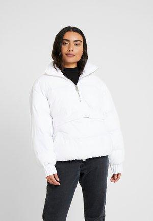 WINDBREAKER PUFFER - Giacca invernale - white