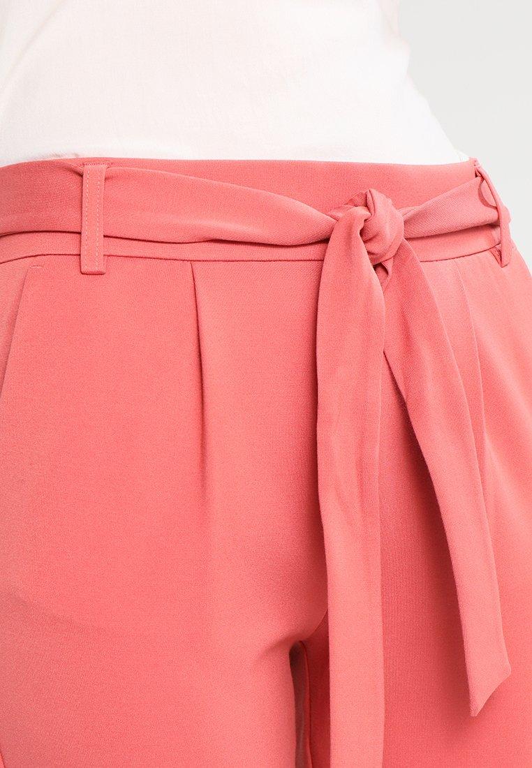 Moss Copenhagen POPYE PANTS - Pantalon classique faded rose