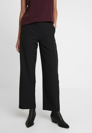 DUNA PANTS - Bukser - black
