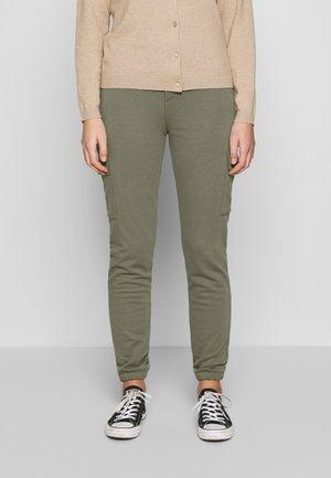 ABYGAIL PANTS - Pantalones deportivos - kalamata