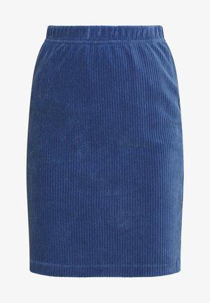 FLORINA PENCIL SKIRT - Miniskjørt - blue horizon