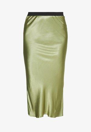 CELIE SKIRT - Blyantnederdel / pencil skirts - sage