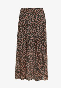 Moss Copenhagen - HAILY LONG SKIRT - Gonna a campana - rosin flower - 3