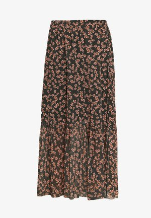 HAILY LONG SKIRT - A-line skjørt - rosin flower