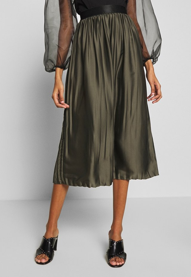 MABELLA SKIRT - A-Linien-Rock - grape leaf