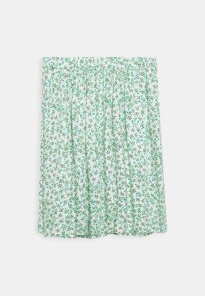 INAYA LEIA SKIRT - Áčková sukně - green
