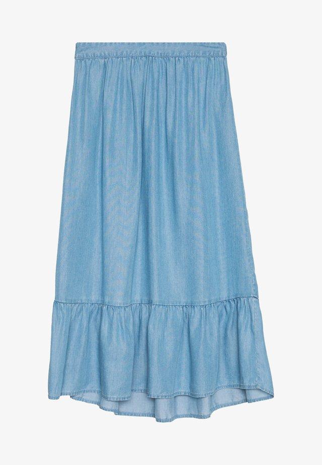 PHILIPPA SKIRT - A-line skirt - blue wash