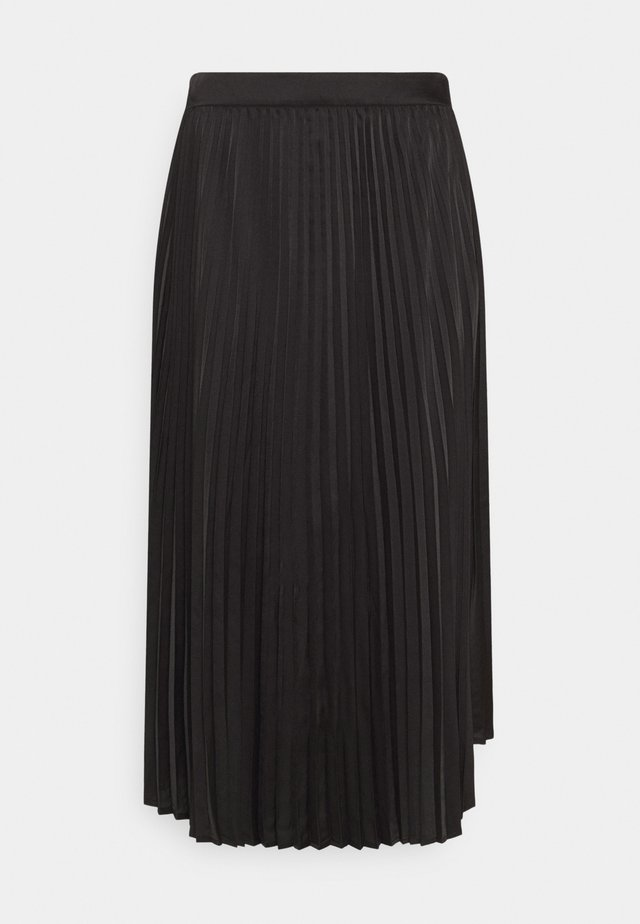 SENTA SKIRT - A-line skirt - black