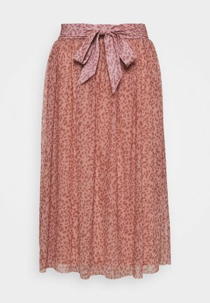 JASMIN BELT SKIRT  - A-lijn rok - rose