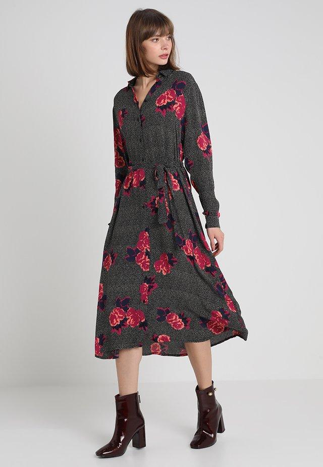 FIDELL MIRAM DRESS - Blusenkleid - red