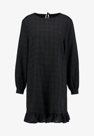 SARAH DRESS - Vestido informal - black