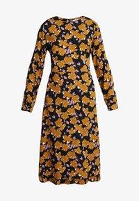 Moss Copenhagen - CELIA TURID DRESS  - Maxikjole - black - 5