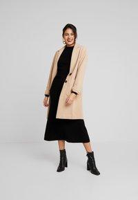 Moss Copenhagen - MAKENNA LIKE DRESS - Jumper dress - black - 1