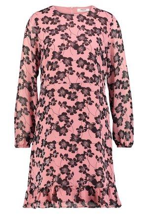 GRACIE SHORT DRESS - Denní šaty - light pink