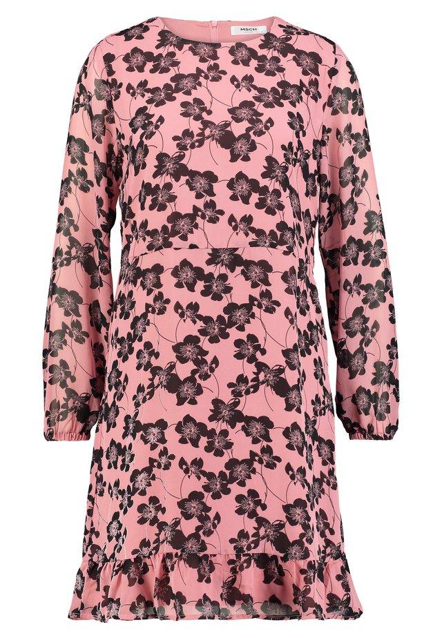 GRACIE SHORT DRESS - Vestito estivo - light pink