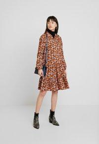 Moss Copenhagen - MONROE TURID DRESS - Day dress - karina - 2