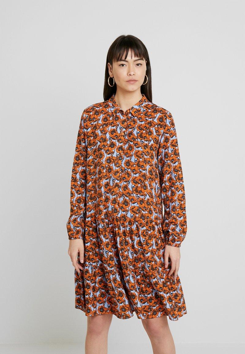 Moss Copenhagen - MONROE TURID DRESS - Day dress - karina
