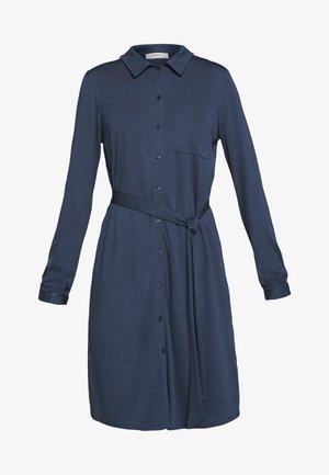 MELISSA SHIRT DRESS - Vestito di maglina - sky captain
