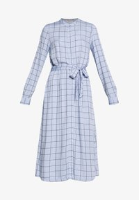Moss Copenhagen - MELINE ALANA DRESS  - Košilové šaty - light blue - 4