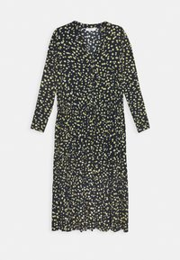 Moss Copenhagen - CALINA DRESS - Skjortekjole - blue - 3