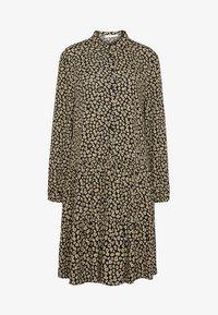 Moss Copenhagen - CAMINA  DRESS - Day dress - black leo - 4