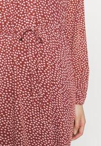 Moss Copenhagen - RIKKELIE - Vestido informal - light pink - 5