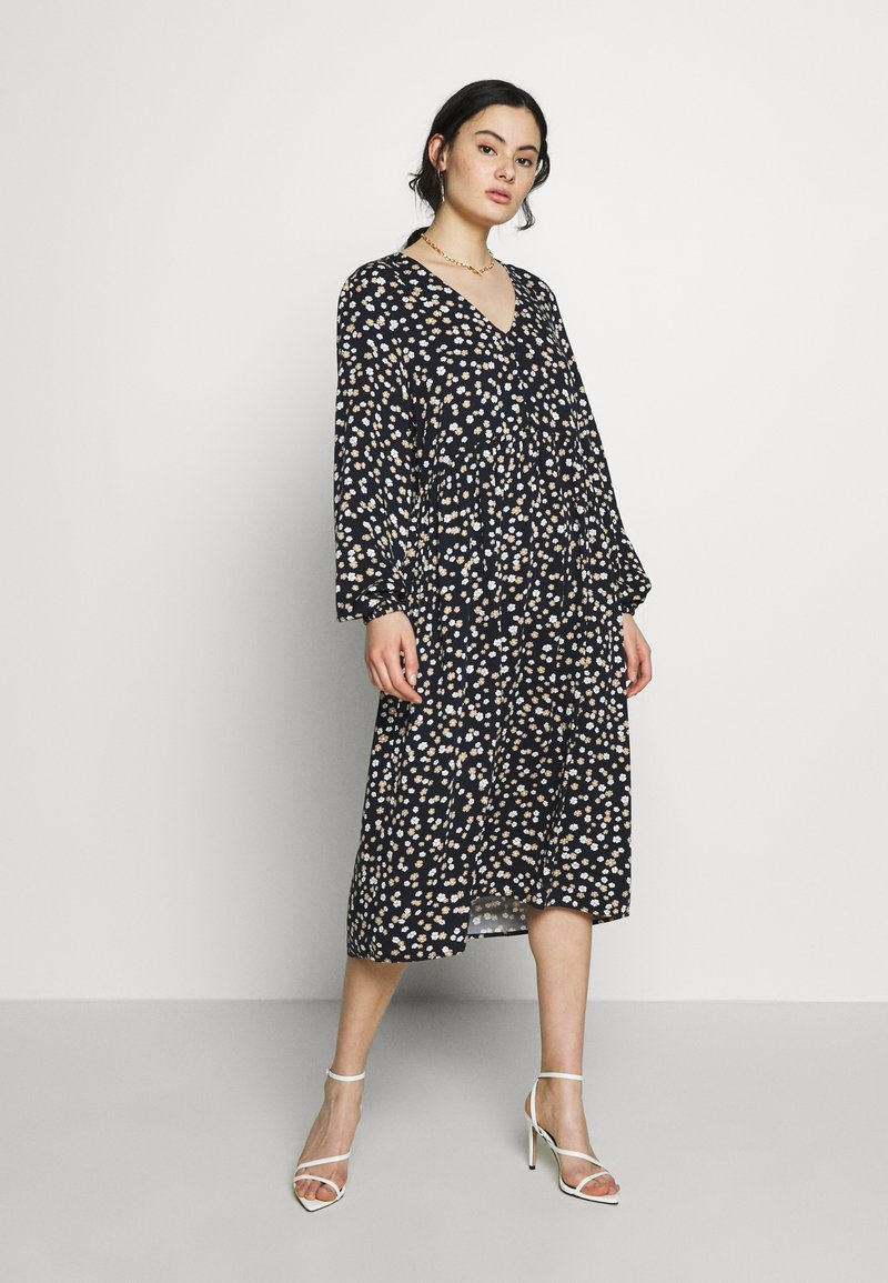 Moss Copenhagen - PRESLEY JALINA DRESS - Kjole - black