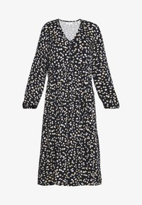Moss Copenhagen - PRESLEY JALINA DRESS - Kjole - black - 4