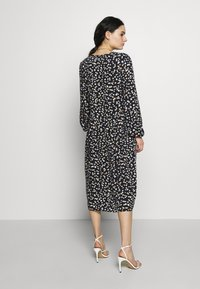 Moss Copenhagen - PRESLEY JALINA DRESS - Kjole - black - 2