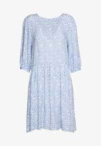 Moss Copenhagen - ELLIANE LEIA DRESS - Freizeitkleid - blue - 0