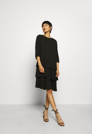 VERONA DRESS - Korte jurk - black
