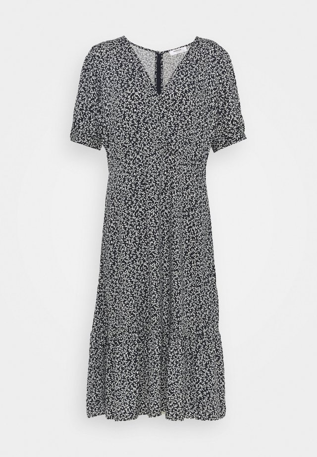 LAURALEE RAYE DRESS - Robe d'été - dark blue