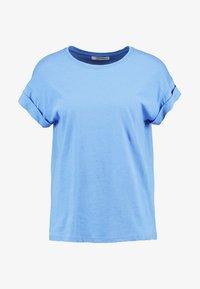 Moss Copenhagen - ALVA TEE - T-shirts - marina - 4