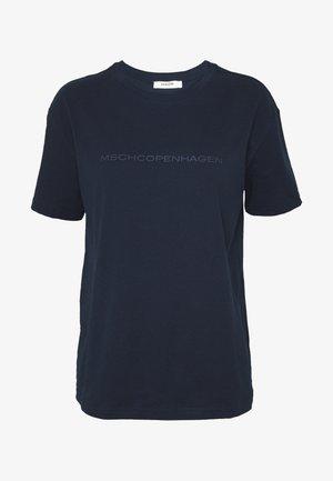 LIV LOGO TEE - T-shirts med print - space