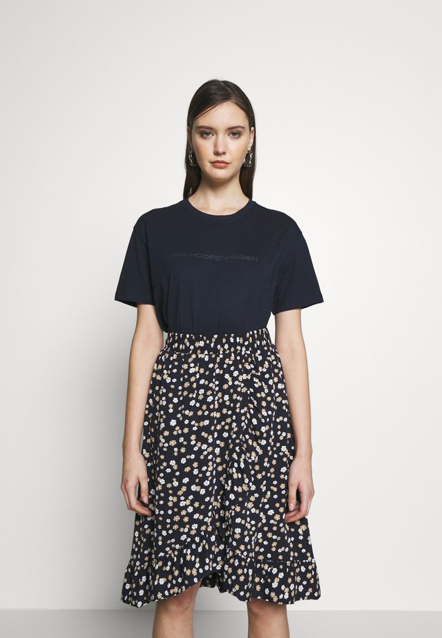 LIV LOGO TEE - T-Shirt print - space