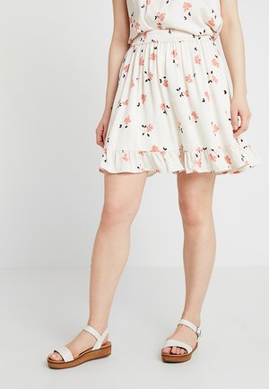 FRIA - A-line skirt - ice/arag