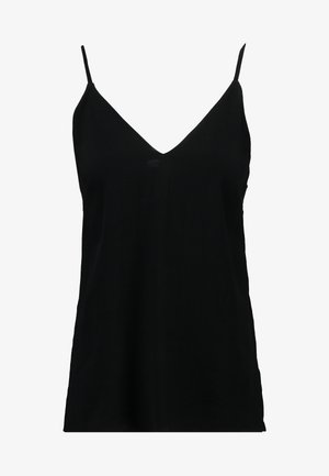 ELVIRA MAROCEN - Top - black