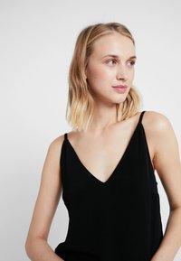 Moss Copenhagen - ELVIRA MAROCEN - Top - black - 4