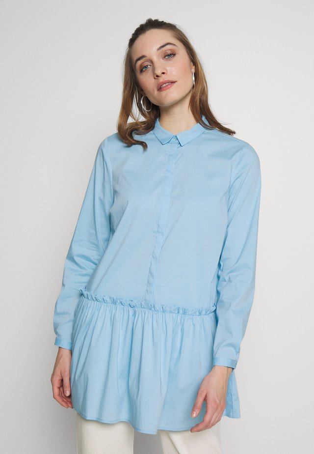CHING AVA - Hemdbluse - light blue