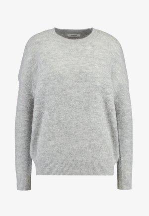 FEMME - Trui - light grey melange