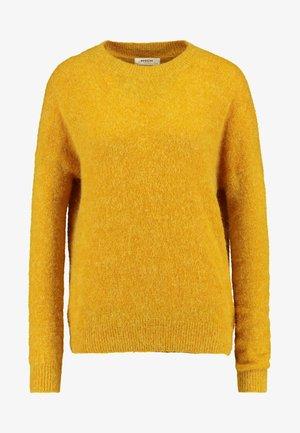 FEMME - Strikkegenser - golden yellow