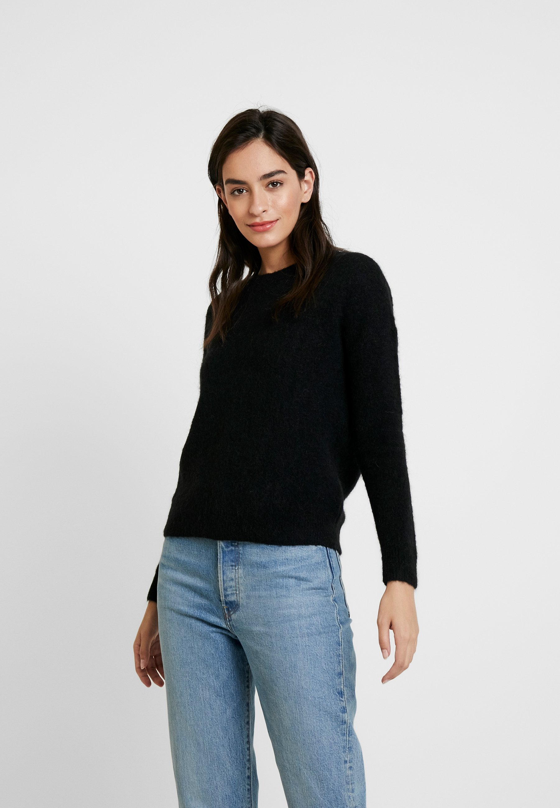 Moss Copenhagen FEMME - Sweter - black